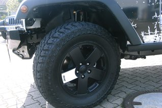 Jeep Wrangler Unlimited Rubicon (weiß)