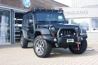 Jeep Wrangler Unlimited Ice-Team